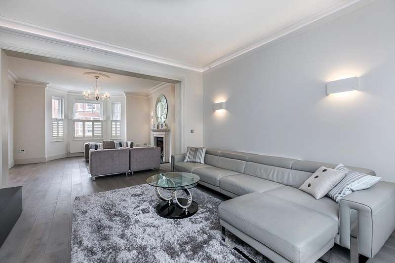 5 Bedrooms House for rent in Gunterstone Road, West Kensington