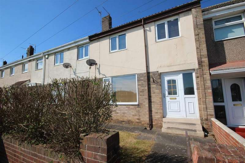 3 Bedrooms Terraced House for sale in Sitwell Walk, Hartlepool