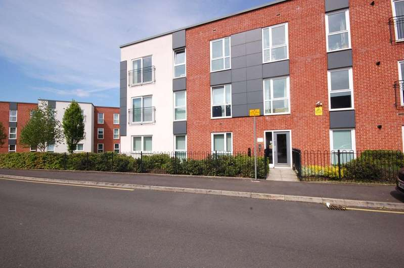 1 Bedroom Ground Flat for sale in 3 Sheen Gardens, Heald Point, Manchester M22