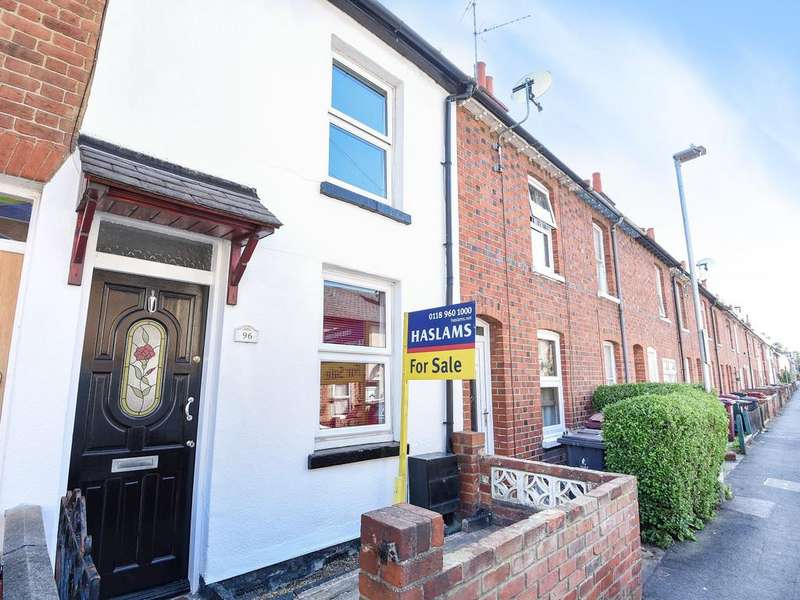 3 Bedrooms Terraced House for sale in Amity Road, Reading, RG1