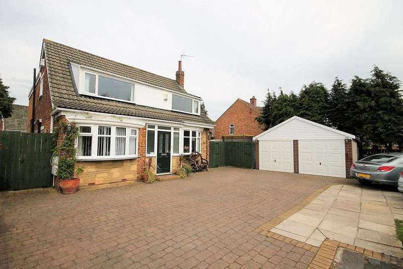 4 Bedrooms Detached House for sale in Fairville Road, Stockton-On-Tees