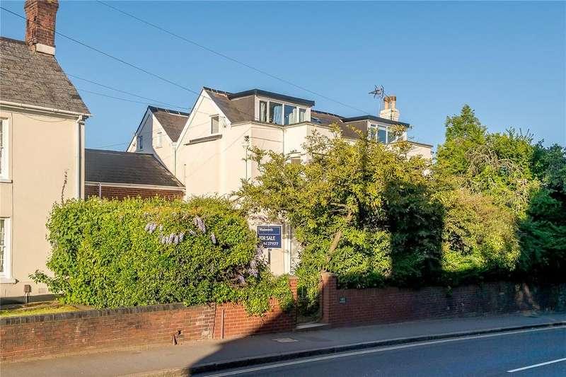 2 Bedrooms Flat for sale in Topsham Road, Exeter, Devon, EX2