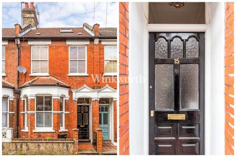 2 Bedrooms Terraced House for sale in Alexandra Road, South Tottenham, London, N155QT