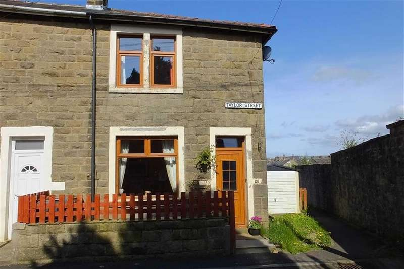 3 Bedrooms End Of Terrace House for sale in Taylor Street, Barnoldswick, Lancashire, BB18