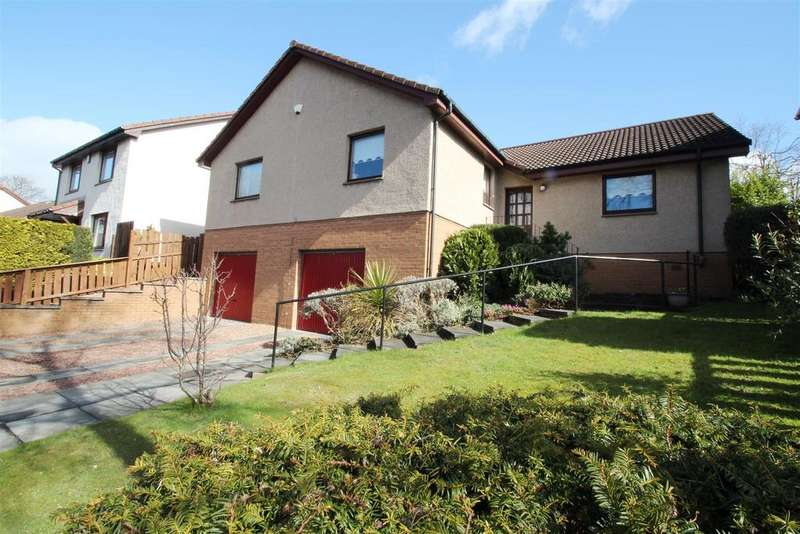 4 Bedrooms Detached Bungalow for sale in Boreland Park, Inverkeithing