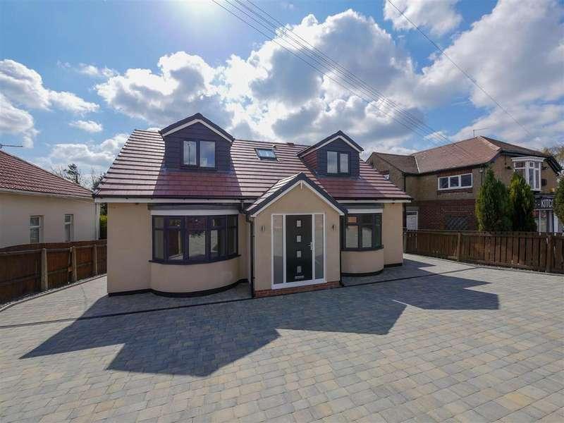 4 Bedrooms Detached House for sale in Durham Road, East Herrington, Sunderland