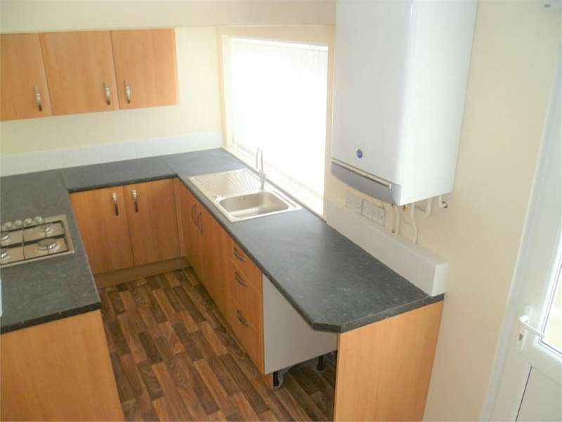 2 Bedrooms Terraced House for sale in Cobden Street, Thornaby, Stockton-on-Tees, North Yorkshire