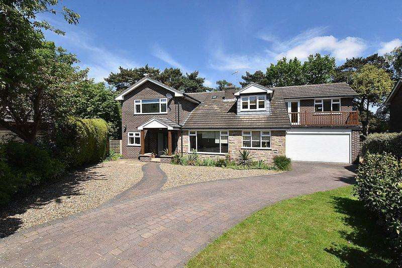 6 Bedrooms Detached House for sale in Rockford Lodge, Knutsford