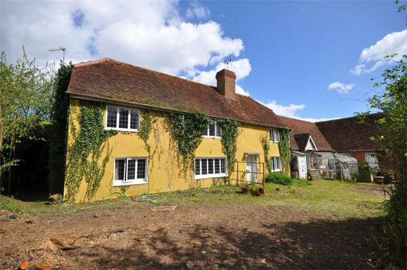 4 Bedrooms Semi Detached House for sale in The Old Bakery, Takeley, Nr Bishops Stortford