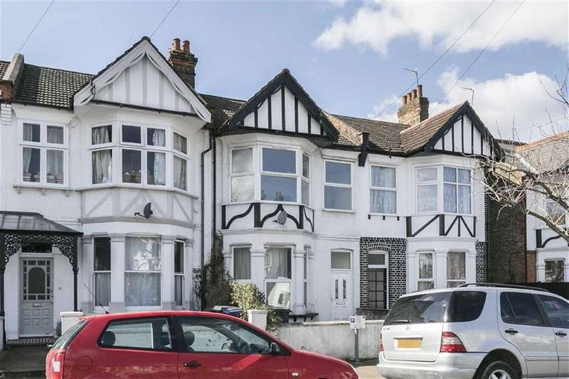 3 Bedrooms Terraced House for sale in Gillingham Road, Cricklewood, London, NW2