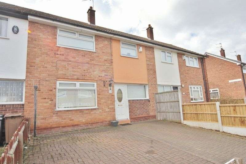 3 Bedrooms Property for sale in Leeswood Road, Upton, Wirral