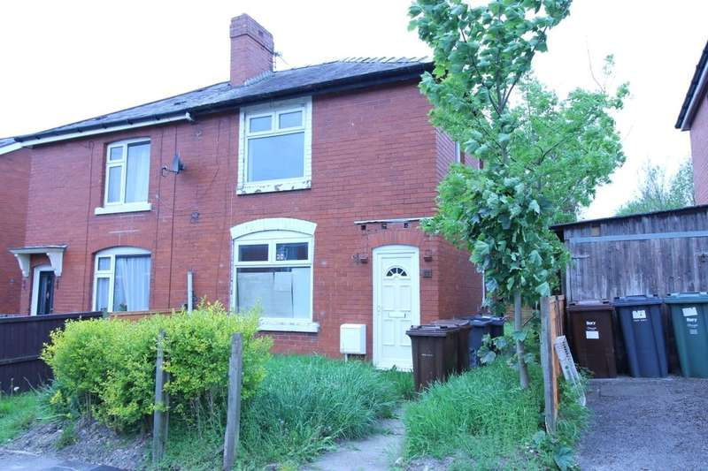 2 Bedrooms Terraced House for sale in Kingfisher Drive, Bury, BL9