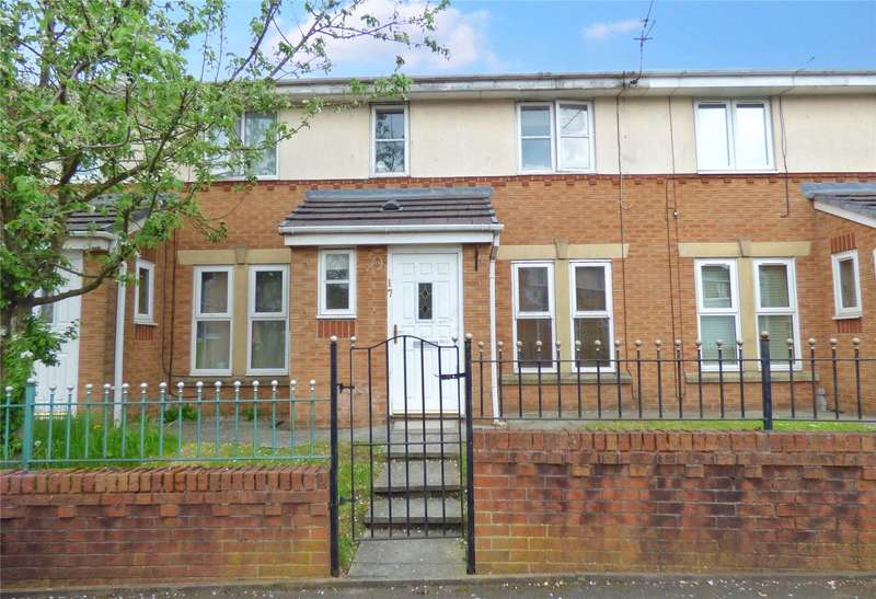 3 Bedrooms Terraced House for sale in Mapledon Road, Moston, Manchester, M9