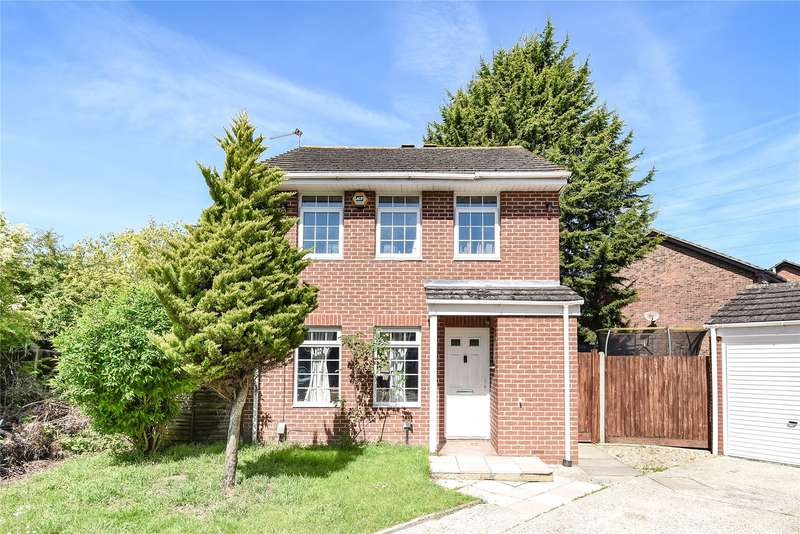 3 Bedrooms Detached House for sale in Ramsey Close, Lower Earley, Reading, Berkshire, RG6