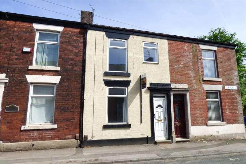 3 Bedrooms Terraced House for sale in Cobden Street, Ashton-under-Lyne, Greater Manchester, OL6