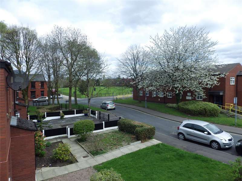 2 Bedrooms Apartment Flat for sale in Watermill Court, Ashton-under-Lyne, Greater Manchester, OL7