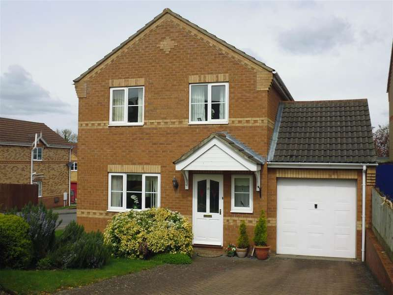 4 Bedrooms Property for sale in Woodside, Branston, Lincoln