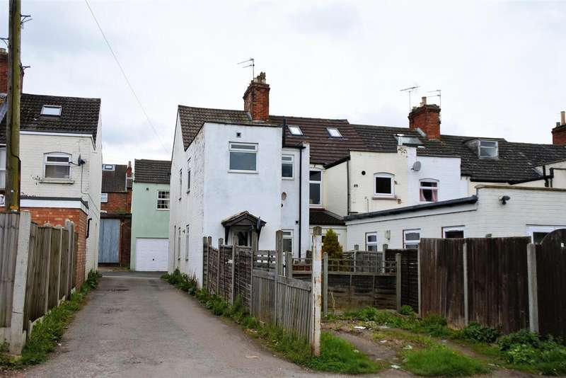 3 Bedrooms Property for sale in Brewery Hill, Grantham