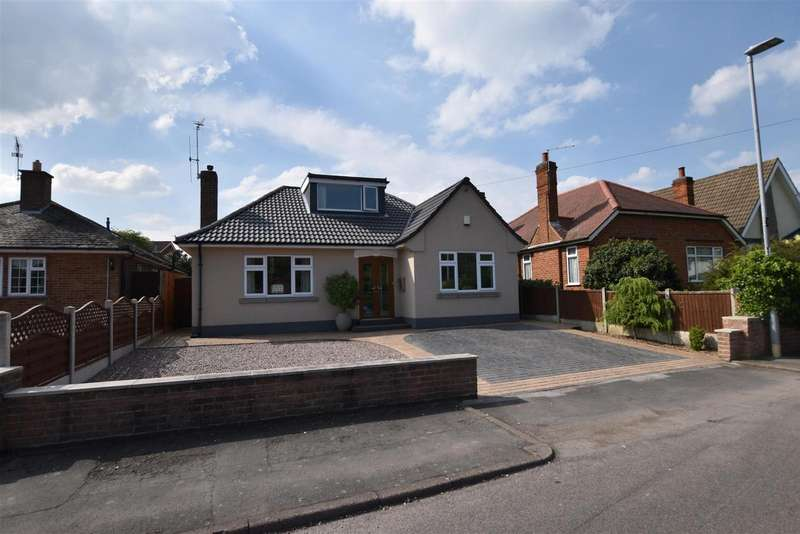 4 Bedrooms Property for sale in Park Rise, Shepshed, Loughborough