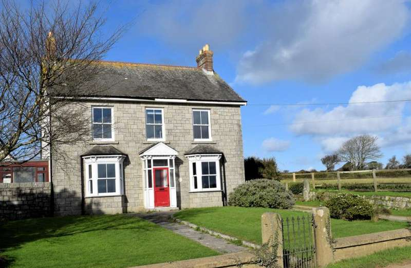 5 Bedrooms Property for sale in Townshend, Nr. Hayle