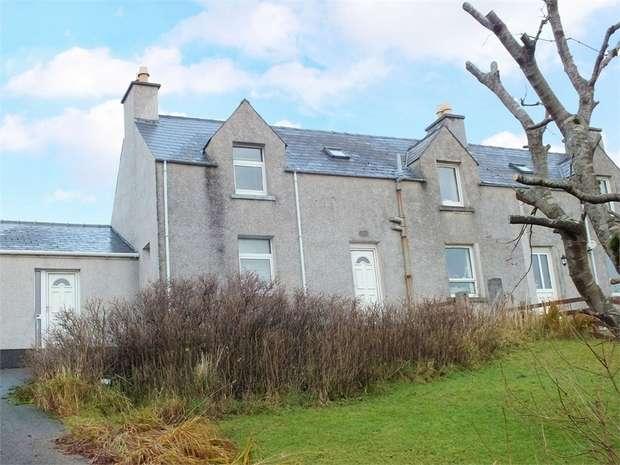 2 Bedrooms Semi Detached House for sale in Upper Carloway, Isle of Lewis, Western Isles