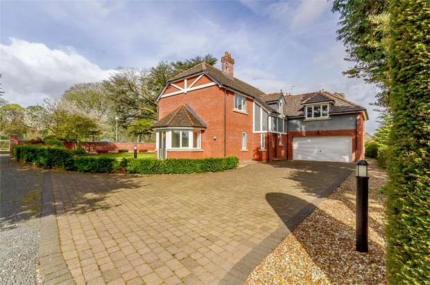 5 Bedrooms Detached House for sale in Scotby Grange, Scotby, Carlisle, Cumbria