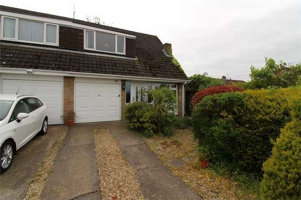 3 Bedrooms Semi Detached House for sale in Dunslade Grove, Little Bowden, Market Harborough