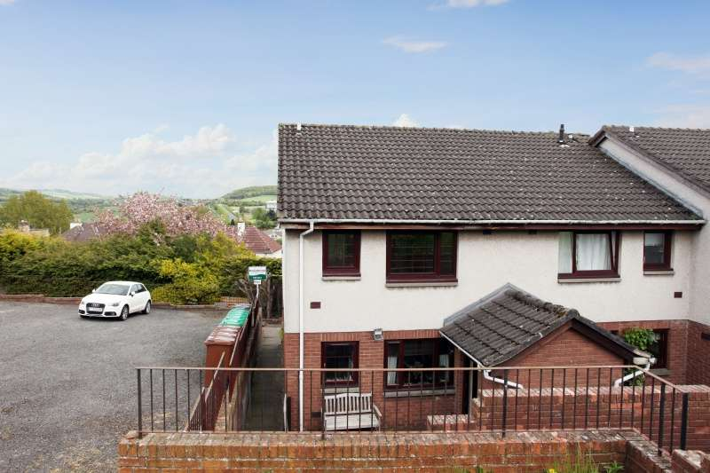 1 Bedroom Flat for sale in Struan Place, Inverkeithing, Fife, KY11 1NF