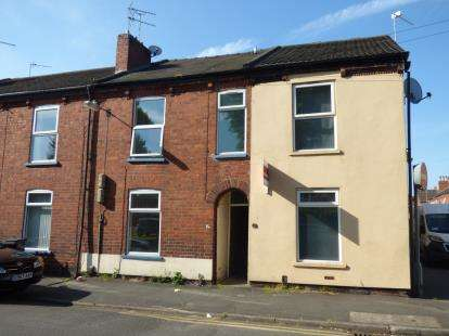 3 Bedrooms End Of Terrace House for sale in Scorer Street, Lincoln, Lincolnshire
