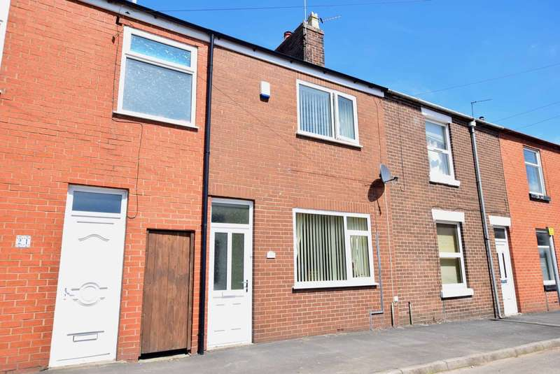 2 Bedrooms Terraced House for sale in Sunnybank, Kirkham