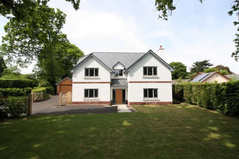 4 Bedrooms Detached House for sale in West Hill