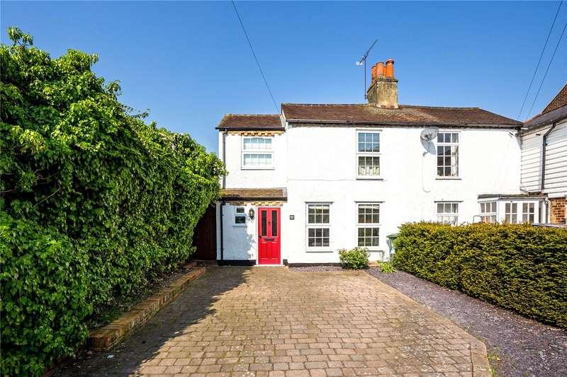 4 Bedrooms Semi Detached House for sale in St Lukes Road, Old Windsor, Windsor, Berkshire, SL4