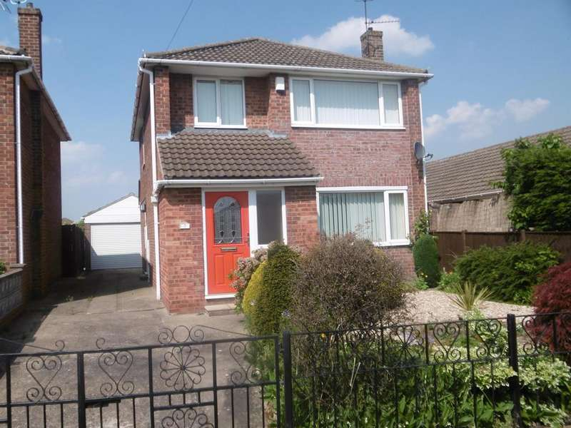 3 Bedrooms Detached House for sale in Enderby Crescent, Gainsborough, Lincolnshire, DN21 1XQ