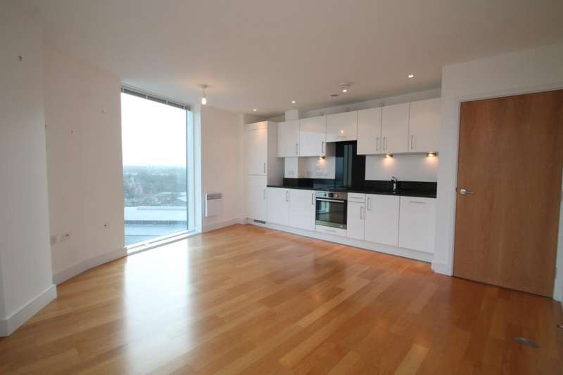 2 Bedrooms Apartment Flat for rent in Chatham Quays, Dock Head Road, Chatham, Kent, ME4 4ZF