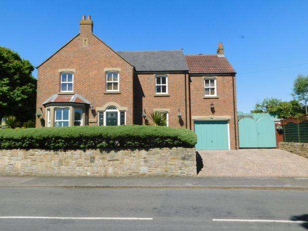 4 Bedrooms Detached House for sale in 53 BRANDON VILLAGE, BRANDON VILLAGE, DURHAM CITY : VILLAGES WEST OF