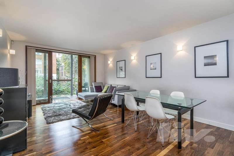 2 Bedrooms Apartment Flat for sale in The Galleries, Abbey Road, St John's Wood, NW8