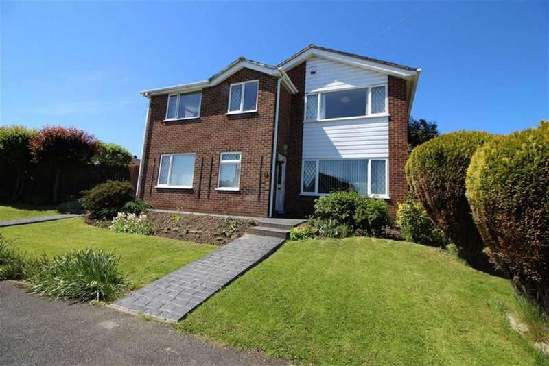4 Bedrooms Detached House for sale in Laund Nook, Belper