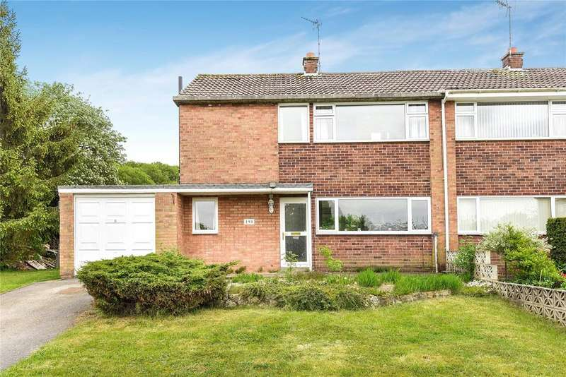 3 Bedrooms Semi Detached House for sale in Denton Avenue, Grantham, NG31