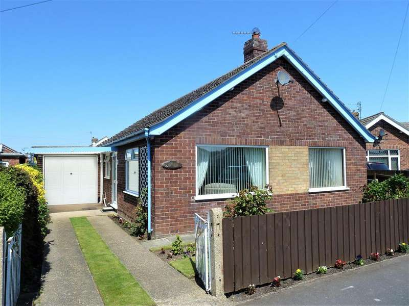 3 Bedrooms Detached Bungalow for sale in Ripon Place, Mablethorpe,