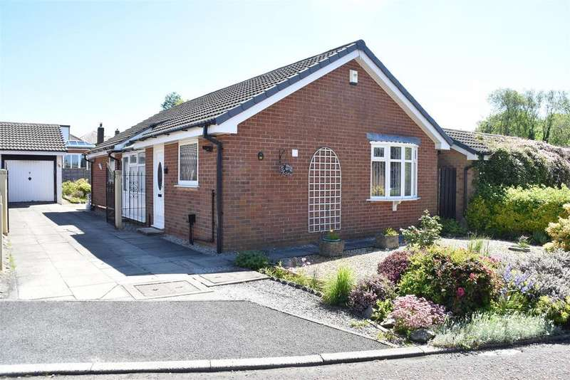 2 Bedrooms Detached Bungalow for sale in Black Croft, Clayton-Le-Woods, Chorley