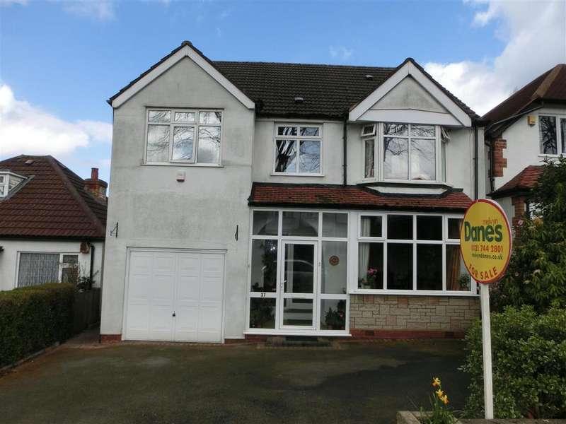 5 Bedrooms House for sale in Burnaston Road, Birmingham