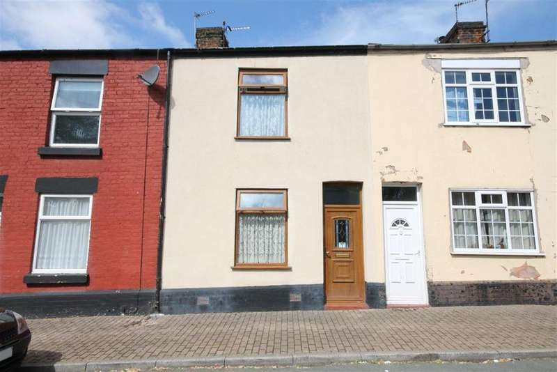 3 Bedrooms Terraced House for sale in Hurst Street, Widnes, Cheshire, WA8 0EF