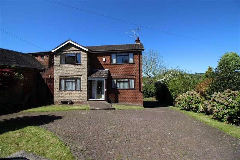 3 Bedrooms Detached House for sale in Church Street, Belper, Derbyshire