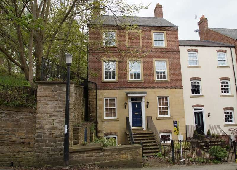 5 Bedrooms Town House for sale in South Street, Durham City