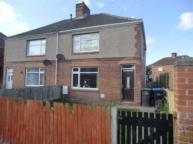 3 Bedrooms Semi Detached House for sale in 11, Coleridge Road, Chilton