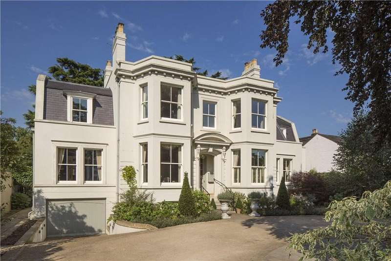 6 Bedrooms Detached House for sale in Somerset Road, Wimbledon, London, SW19