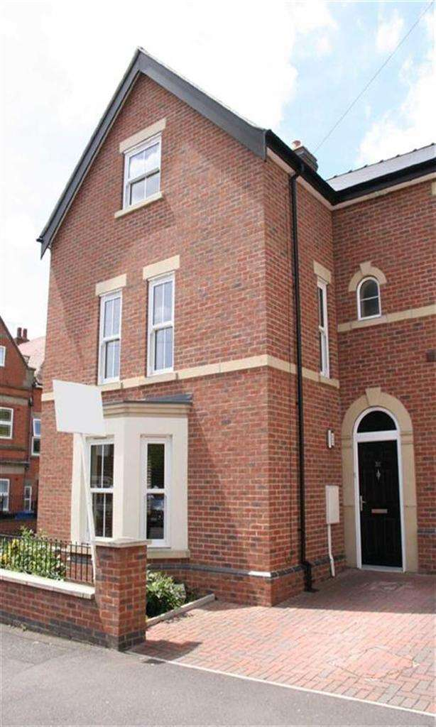 4 Bedrooms Town House for sale in Heyworth Street, Derby