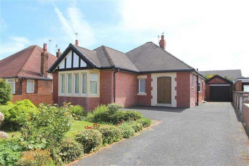 2 Bedrooms Detached Bungalow for sale in St Thomas Road, Lytham St Annes, Lancashire