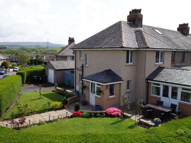 3 Bedrooms End Of Terrace House for sale in High Road, Halton, Lancaster