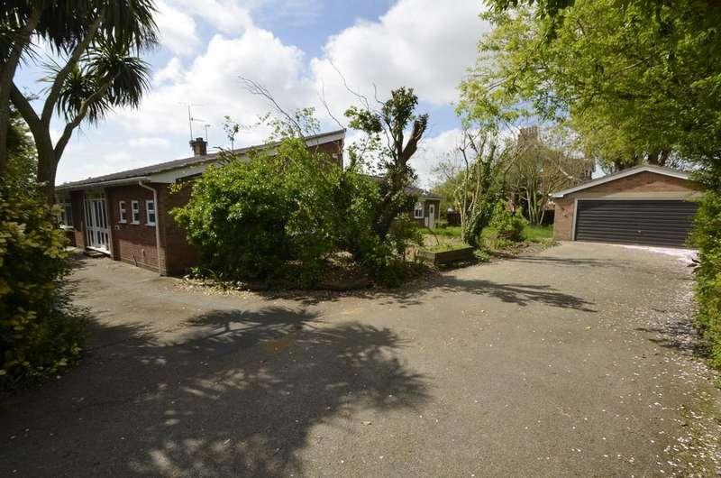 4 Bedrooms Detached Bungalow for sale in Marcus Road, Felixstowe